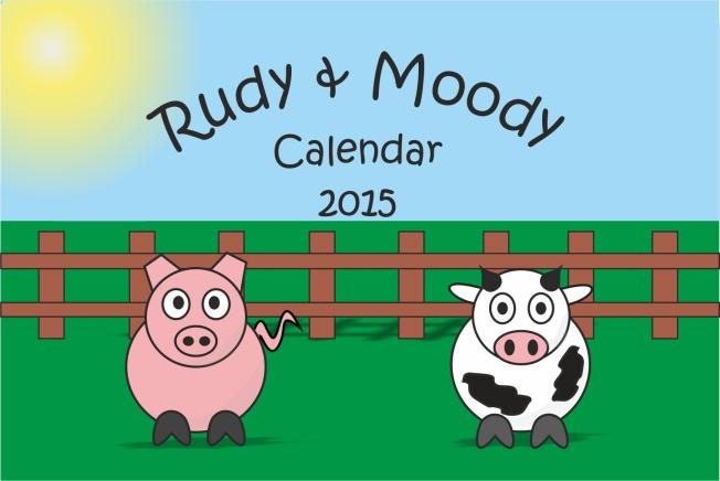 Calendar Front 2015